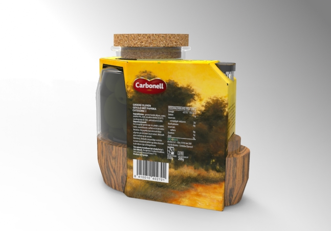 Carbonell gift package