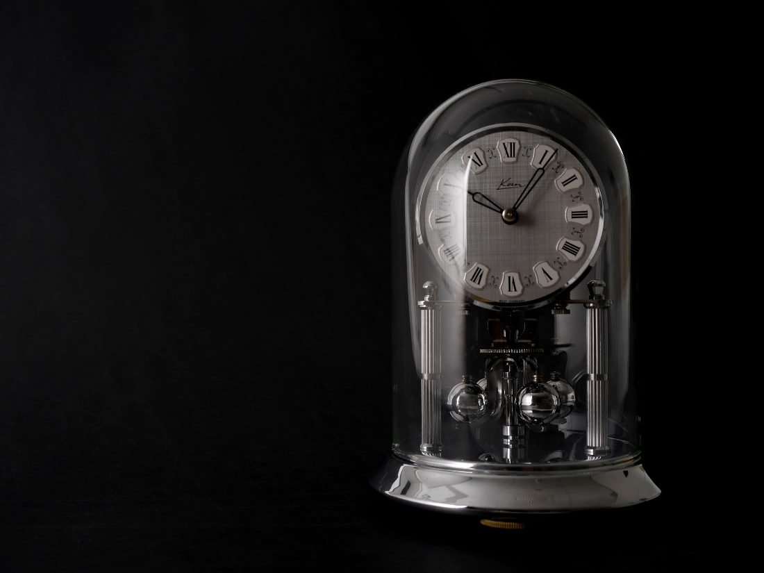 JW photography kern clock